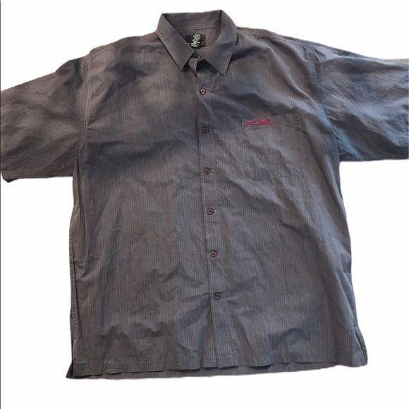 Fubu The collection men's dress shirt 4X