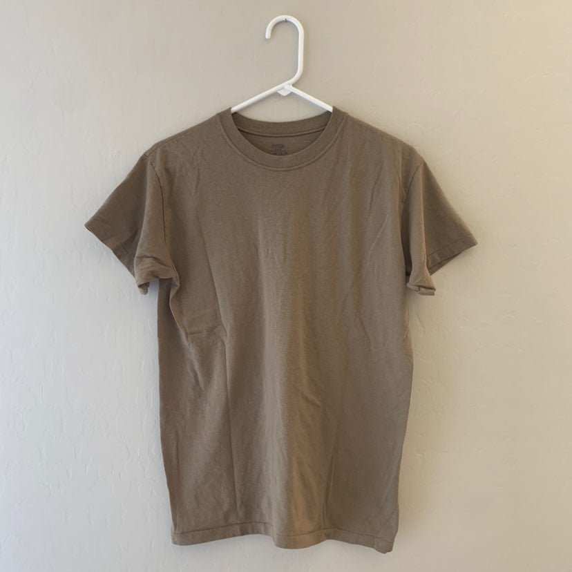Duke Military Brown T-Shirt Men