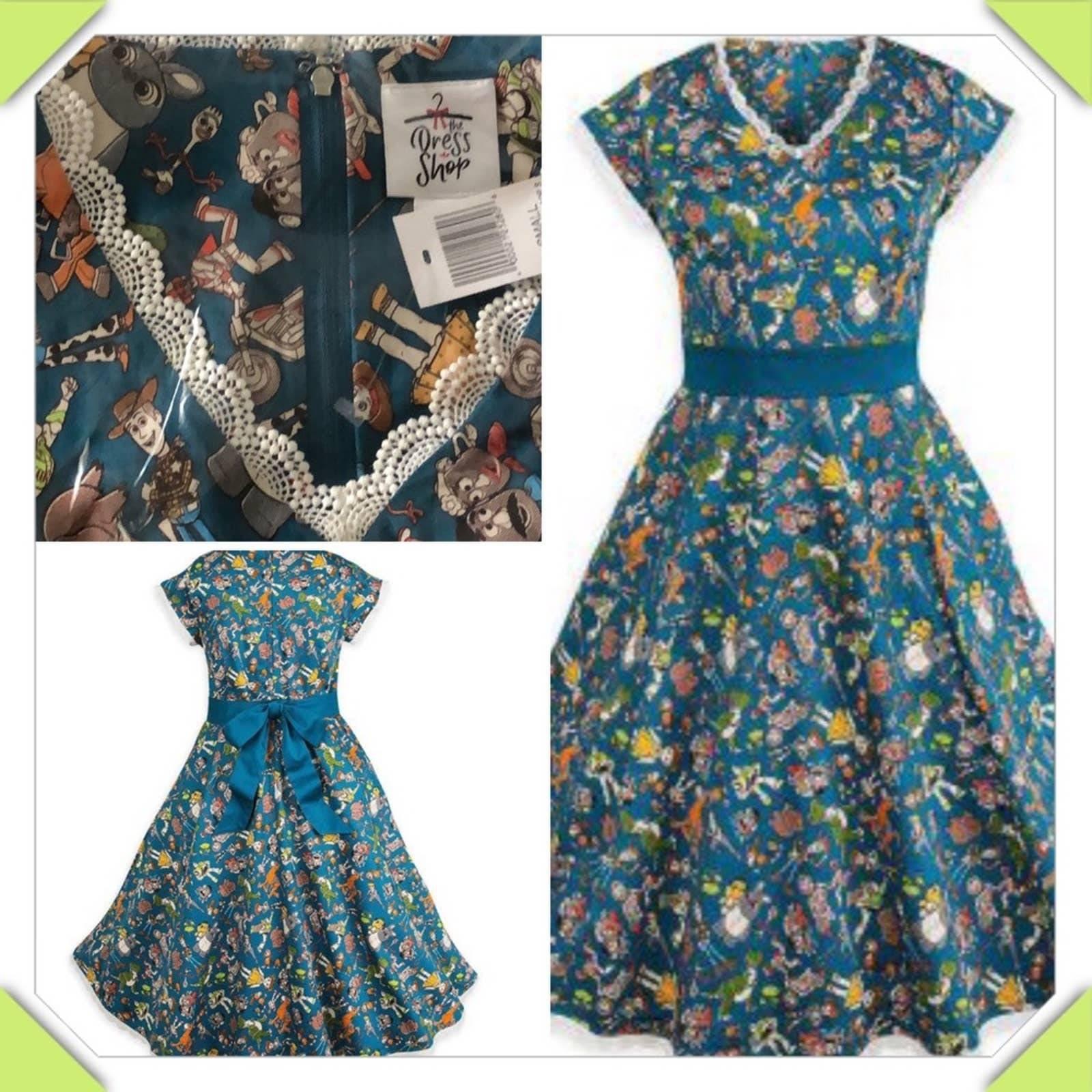Disney The Dress Shop Toy Story 4 Dress