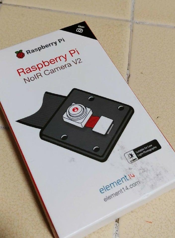 Raspberry pi noIR camera V2 / FCC cable