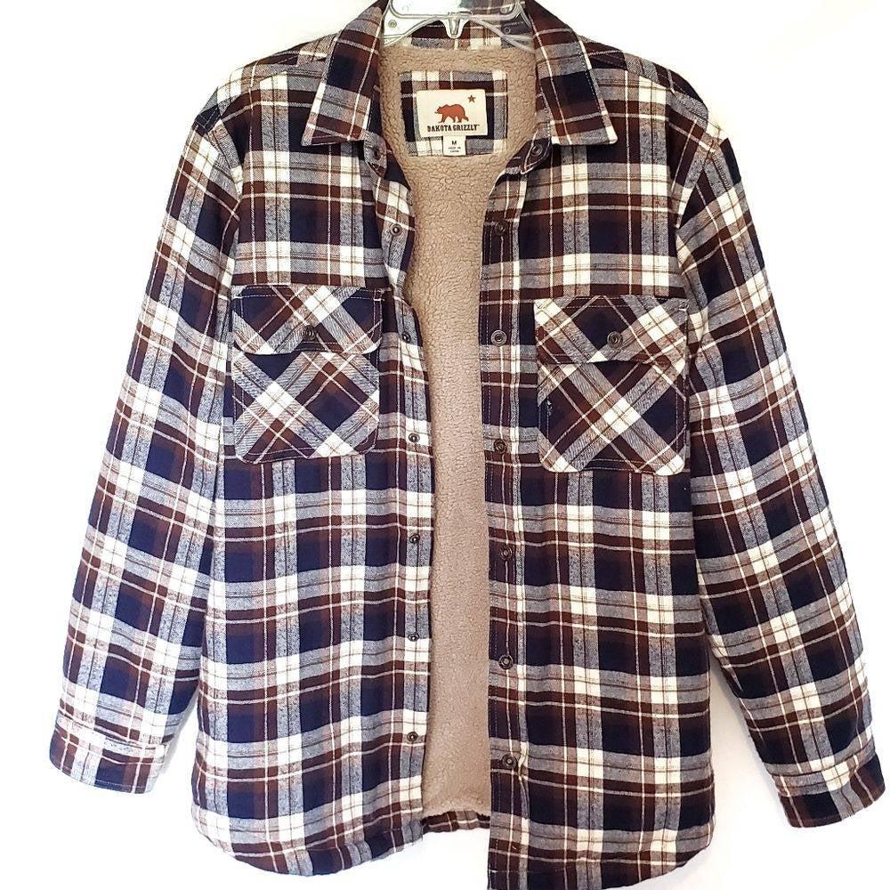 Cabela's Dakota Grizzly Sherpa Jacket  M