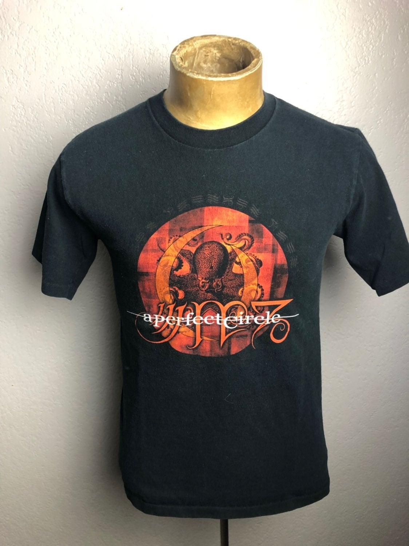 Vtg A Perfect Circle Allsport Band Shirt