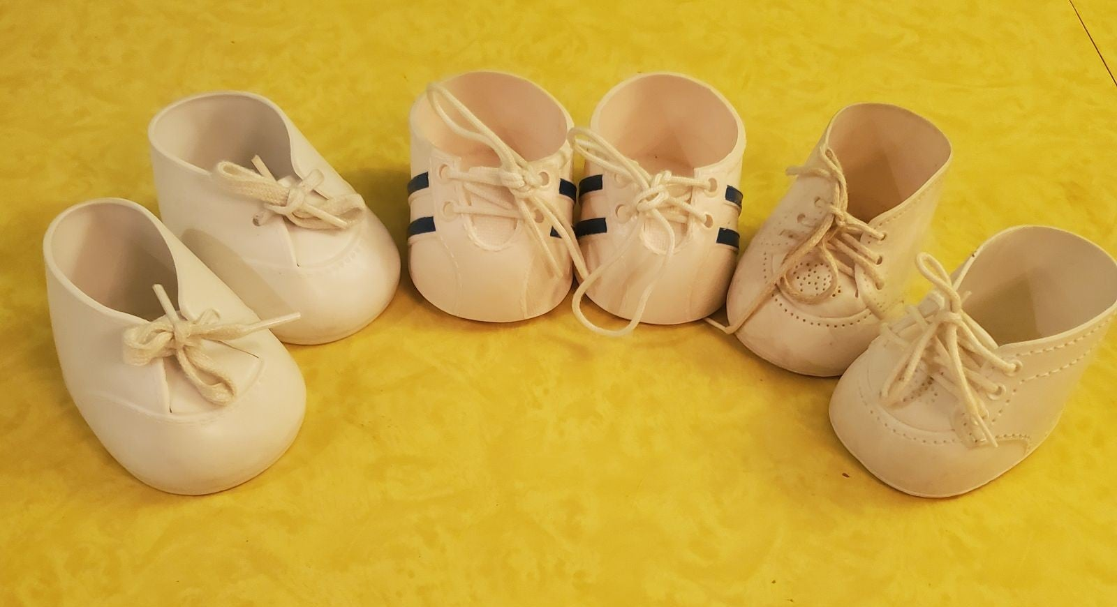 Cabbage Patch Kids Doll Shoe Lot