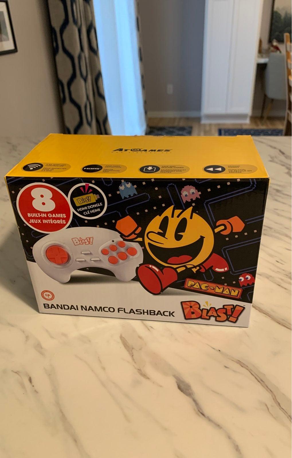 Bandai Namco Flashback Blast