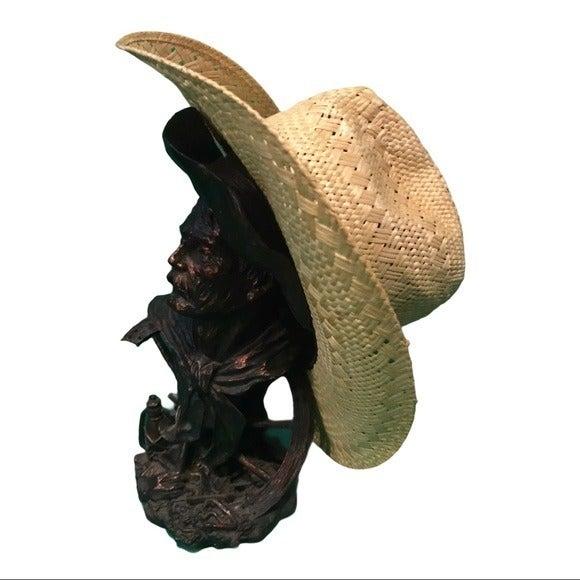 Resistol Band Cowboy Hat Straw Hat