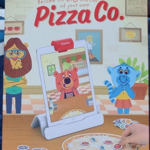 Osmo pizza Co.(fire tablet)
