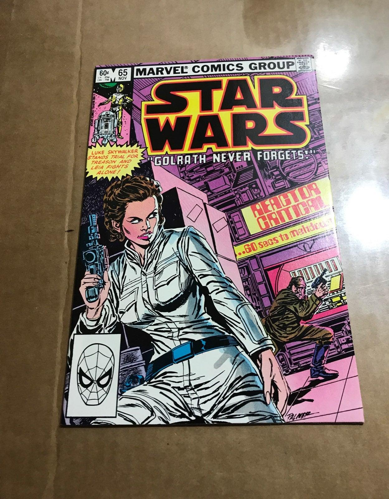 Star wars 65 1982