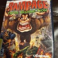 Sony Rampage Games Mercari