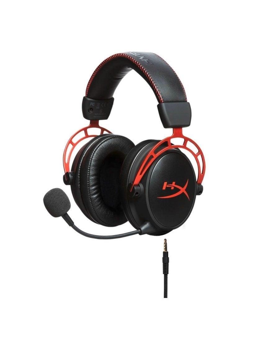 HyperX Headphones with case