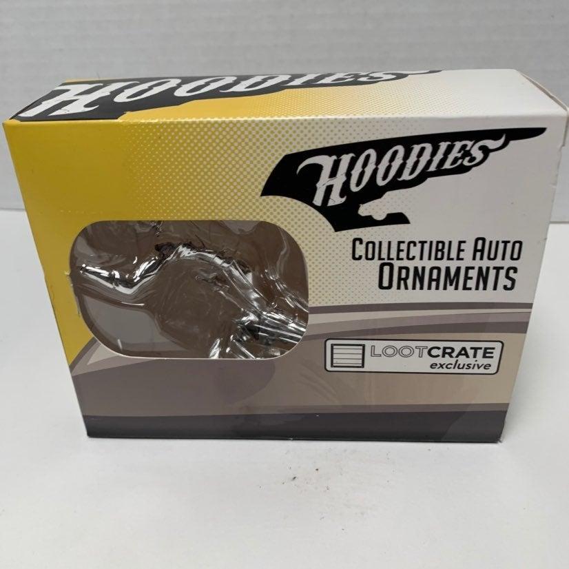 Loot Crate The Flash Hood ornament.