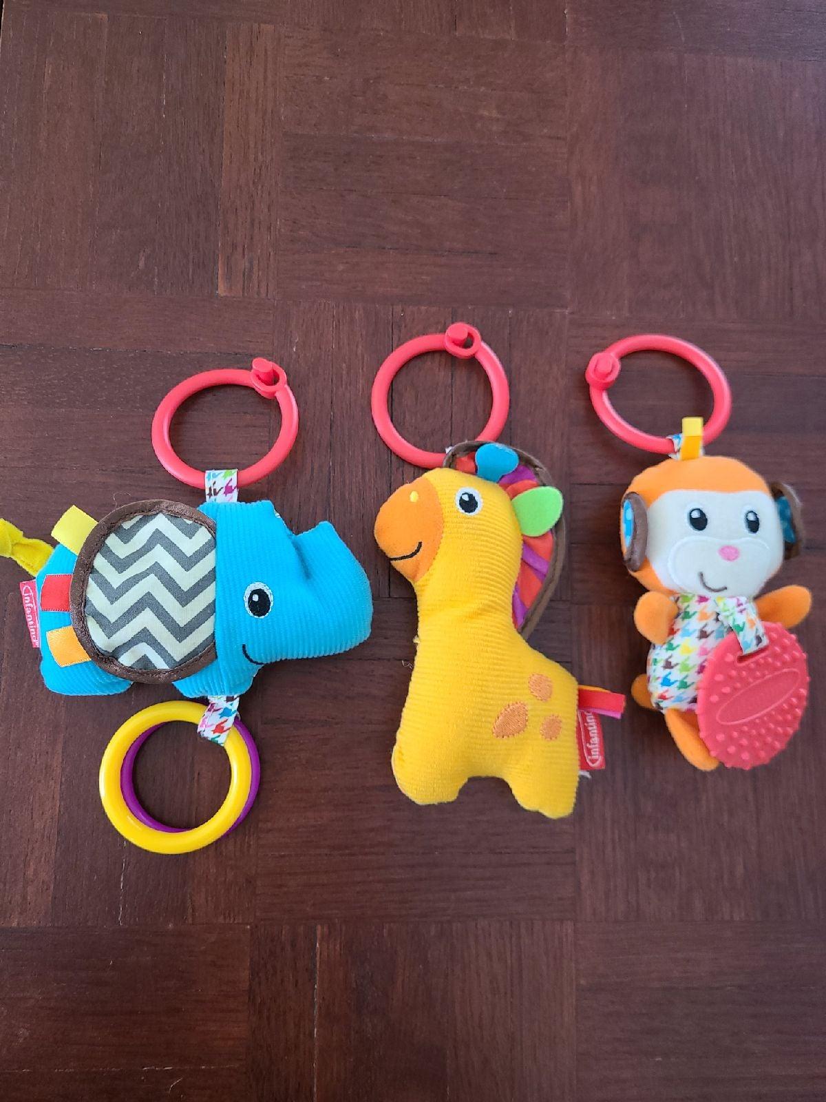 Infantino baby toys