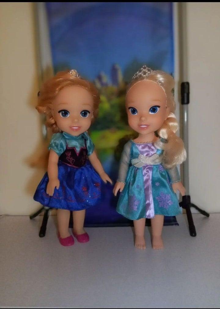 Disney Frozen Princess Elsa and Anna