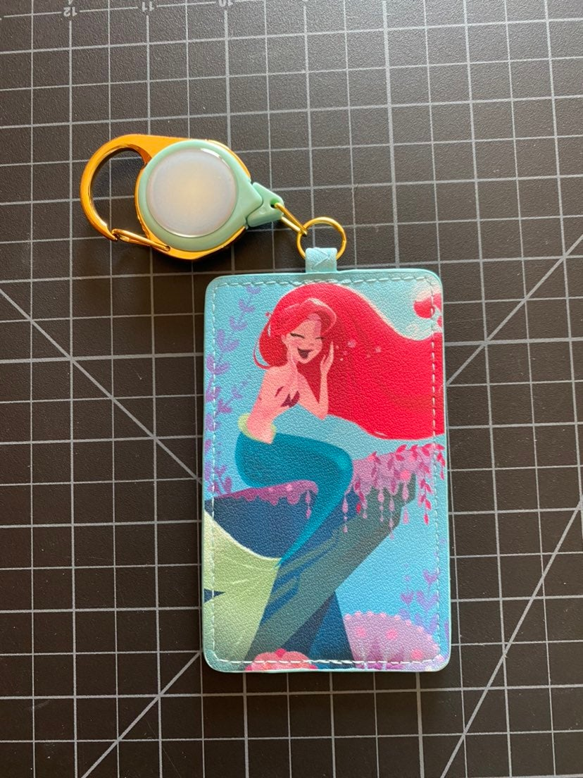 Brand New! Ariel retractable lanyard