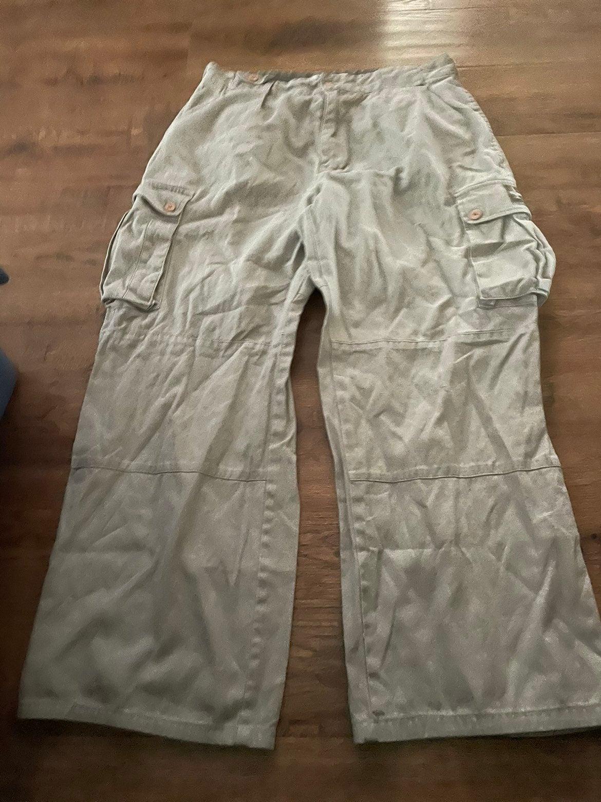 Mens Bugle Boy cargo pants 34/30