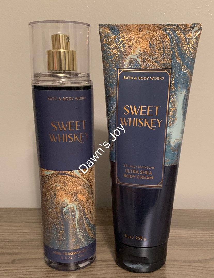 Bath and Body Works Sweet Whiskey