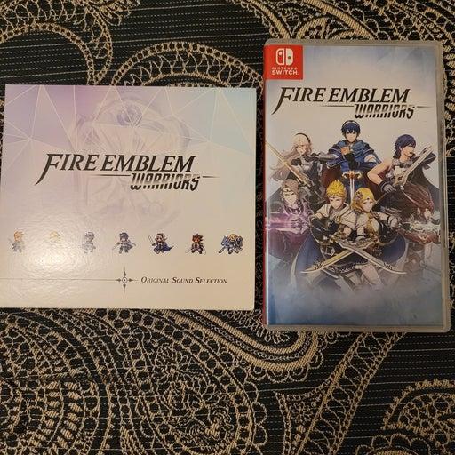 Fire Emblem Warriors on Nintendo Switch