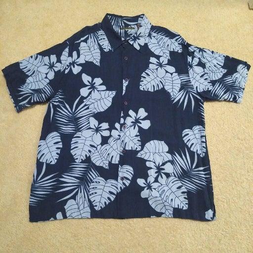 Cubavera Hawaiian Shirt