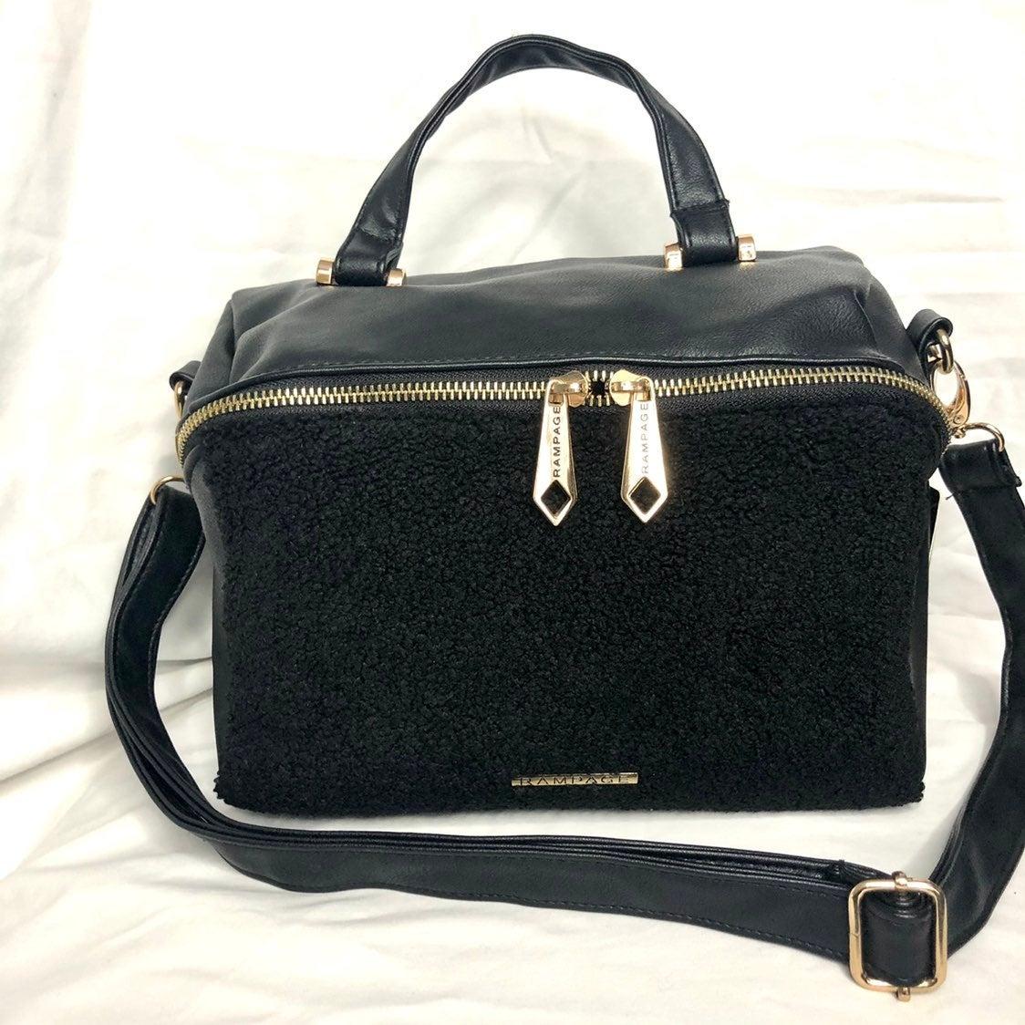 NWT Rampage black crossbody/handbag