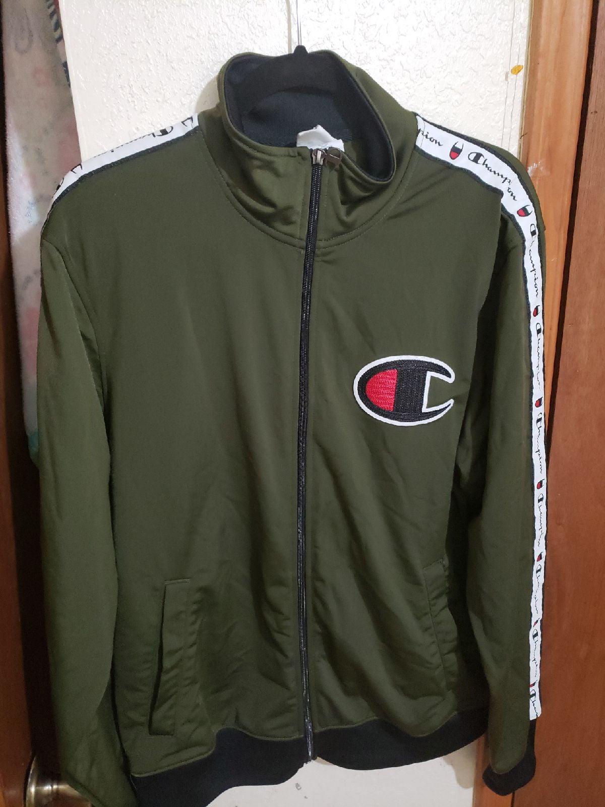 Champion Jacket size large