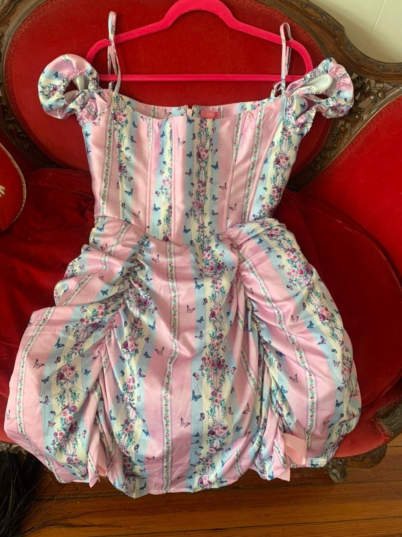 Sugar thrillz floral dress