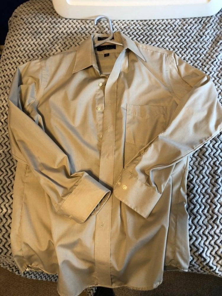 Men's dress shirt Barrington large