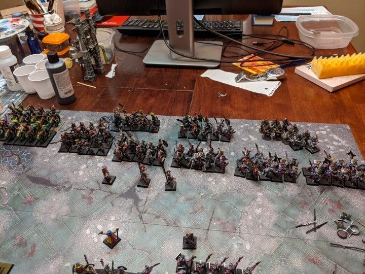 Warhammer Fantasy Oldhammer Dark Elves