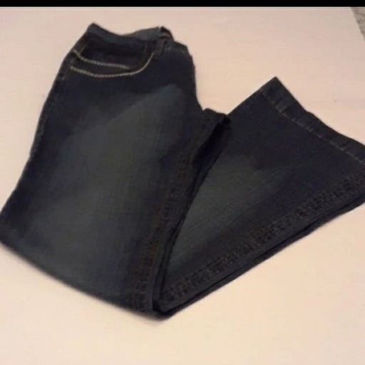 Crest womens bootcut jeans size 11/12