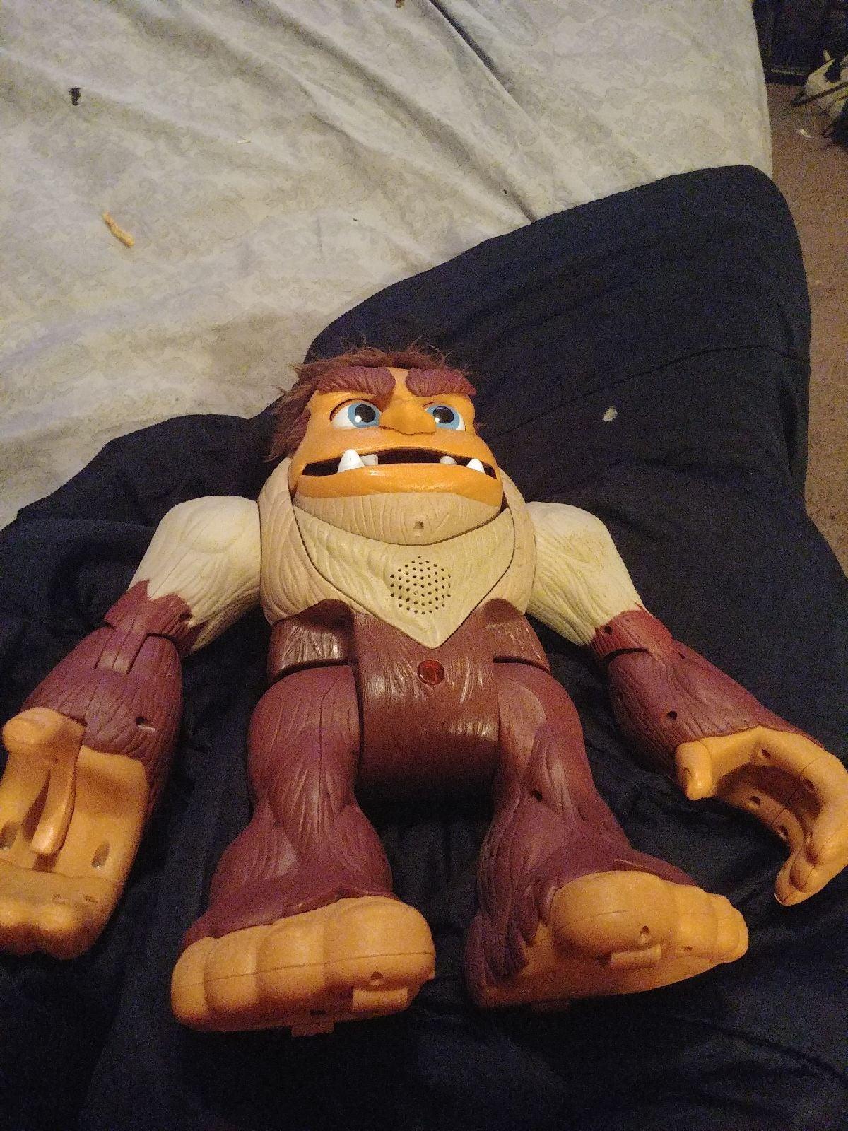 Fisher Price Bigfoot toy, no remote
