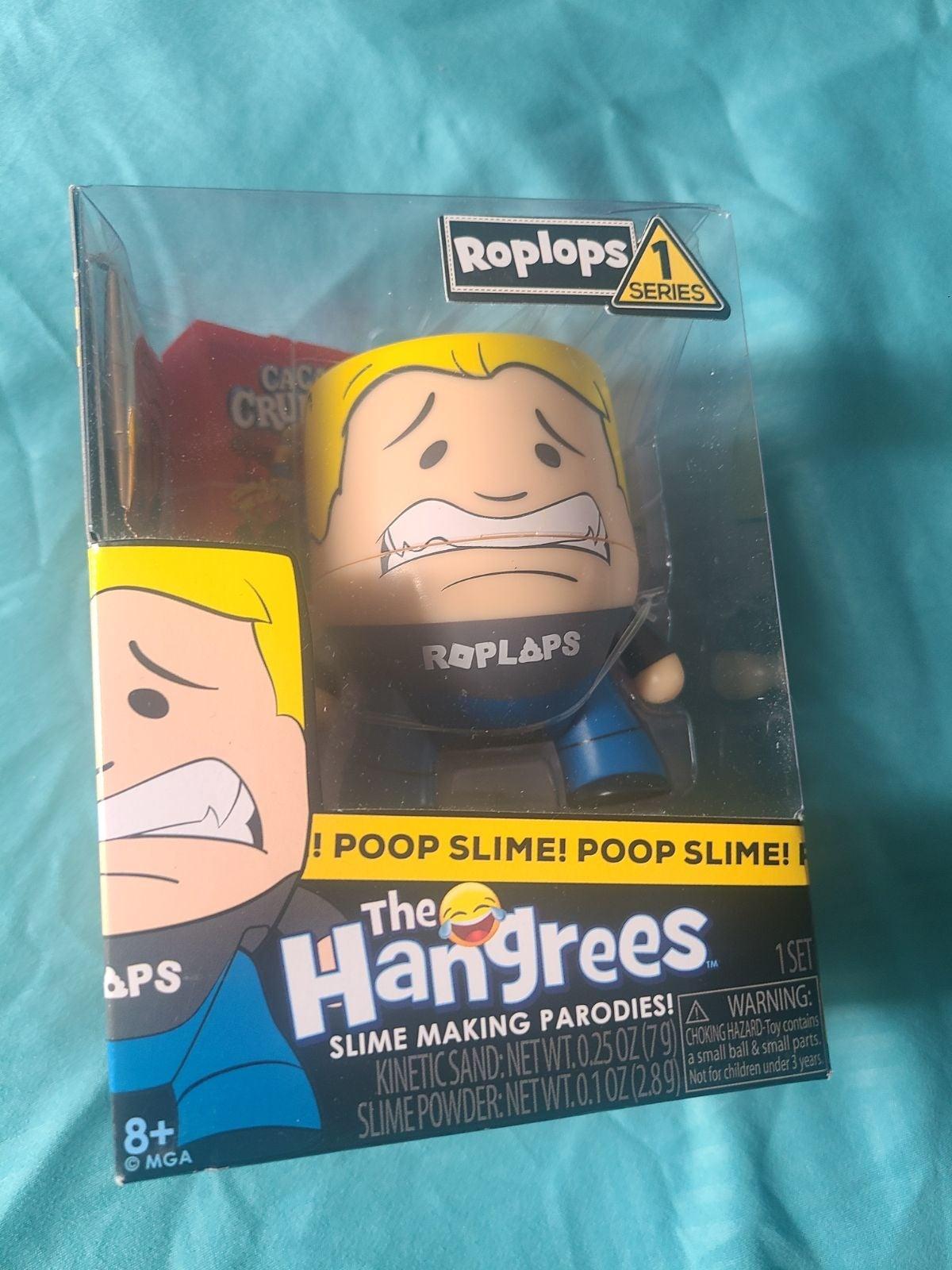 The Hangrees - Roplops