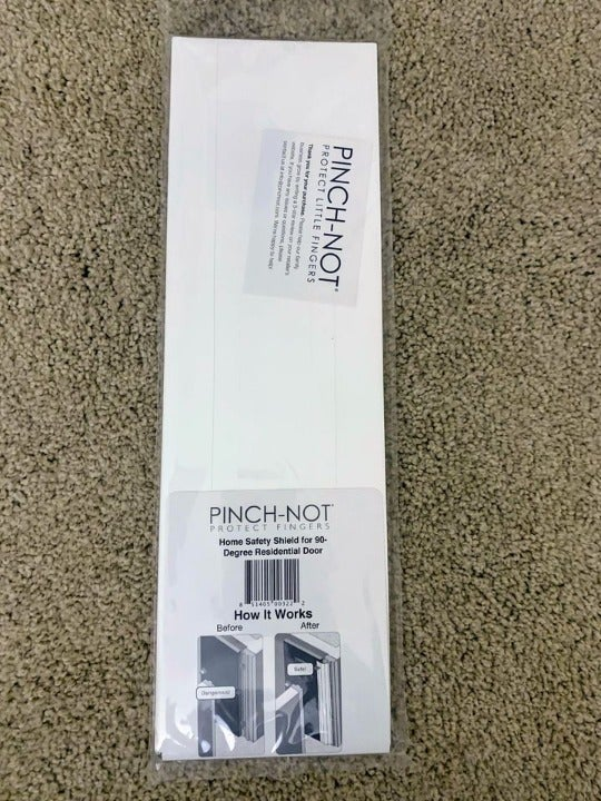 PinchNot Home Door Shield Guard
