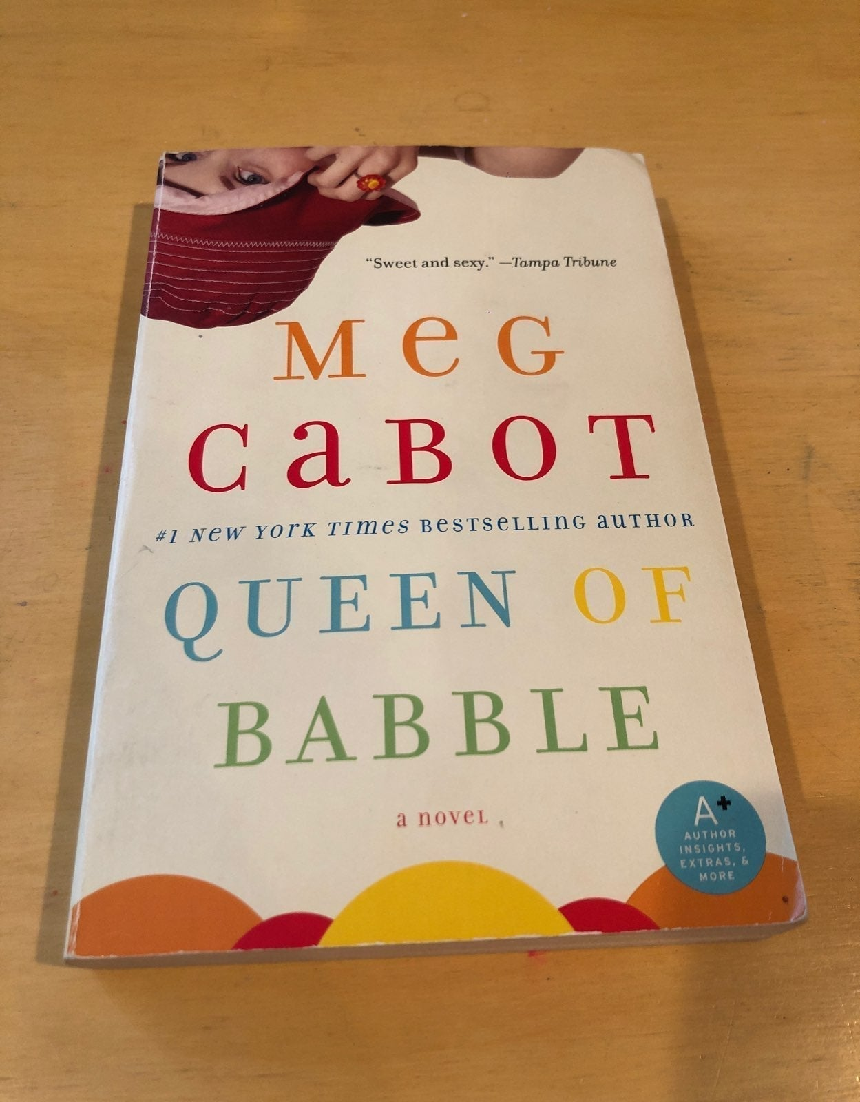 """""""Queen of Babble"""" by Meg Cabot"""