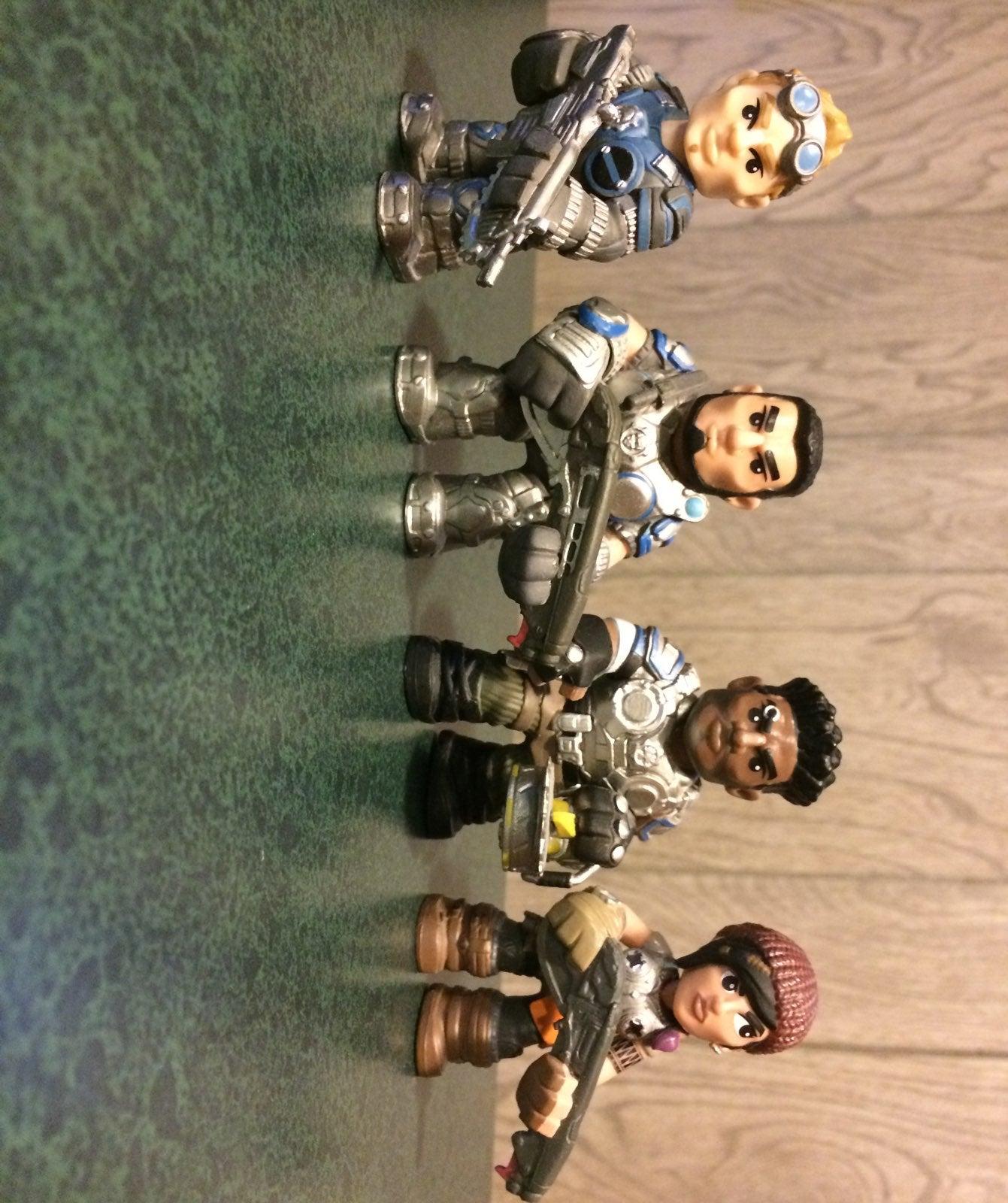Funko Gears of War Mystery Mini Dom