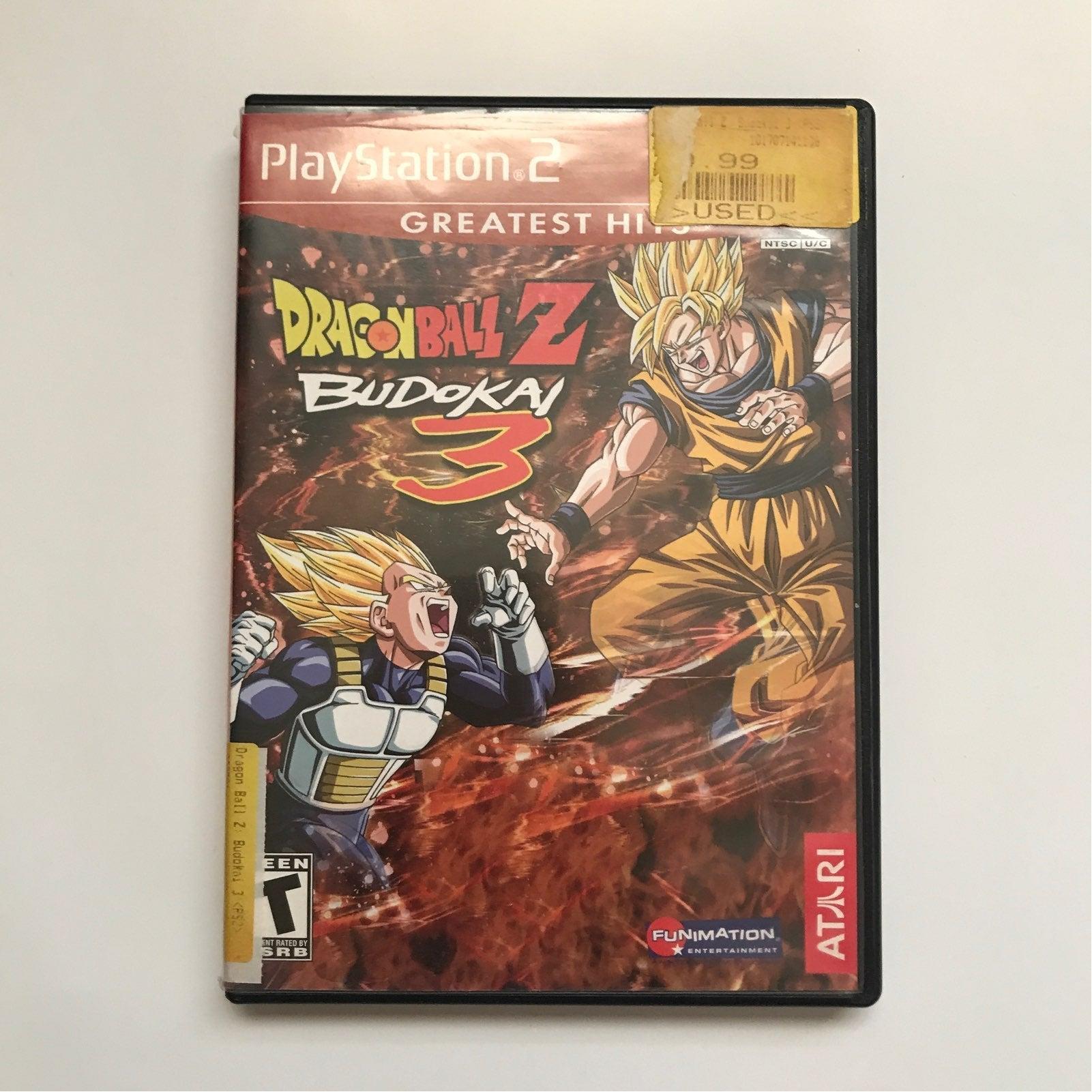 Dragon Ball Z: Budokai 3 on PS2