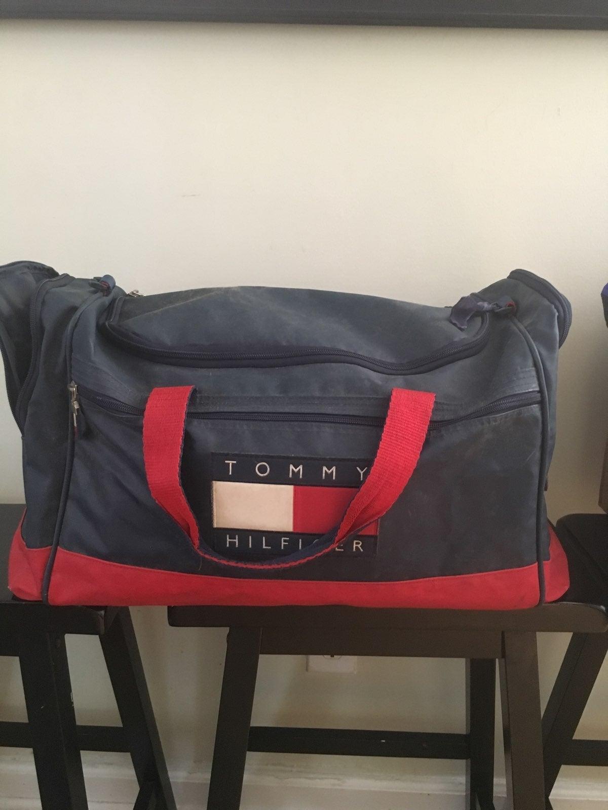 Tommy Hilfiger Big Patch Duffle Bag