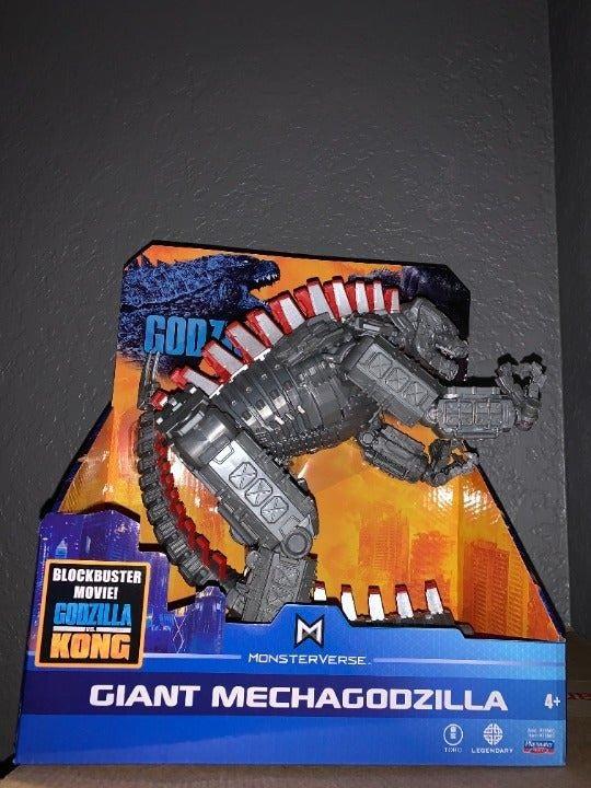 """MECHAGODZILLA 11\"""" Godzilla vs. Kong"""