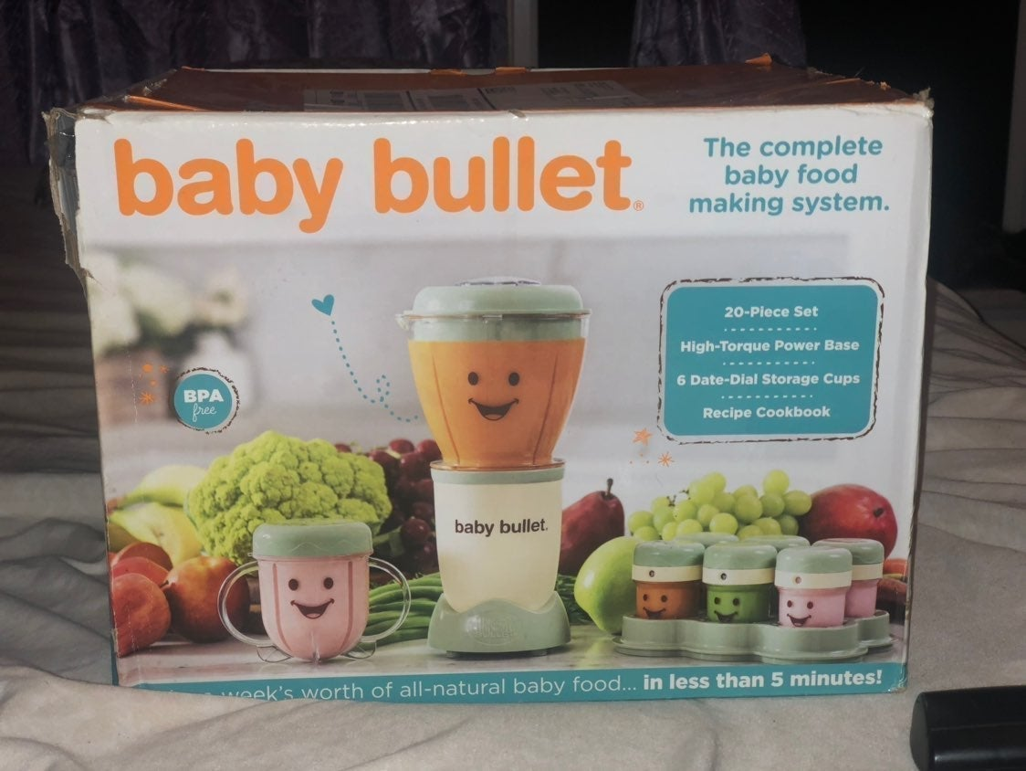 Baby Bullet 20pc Set