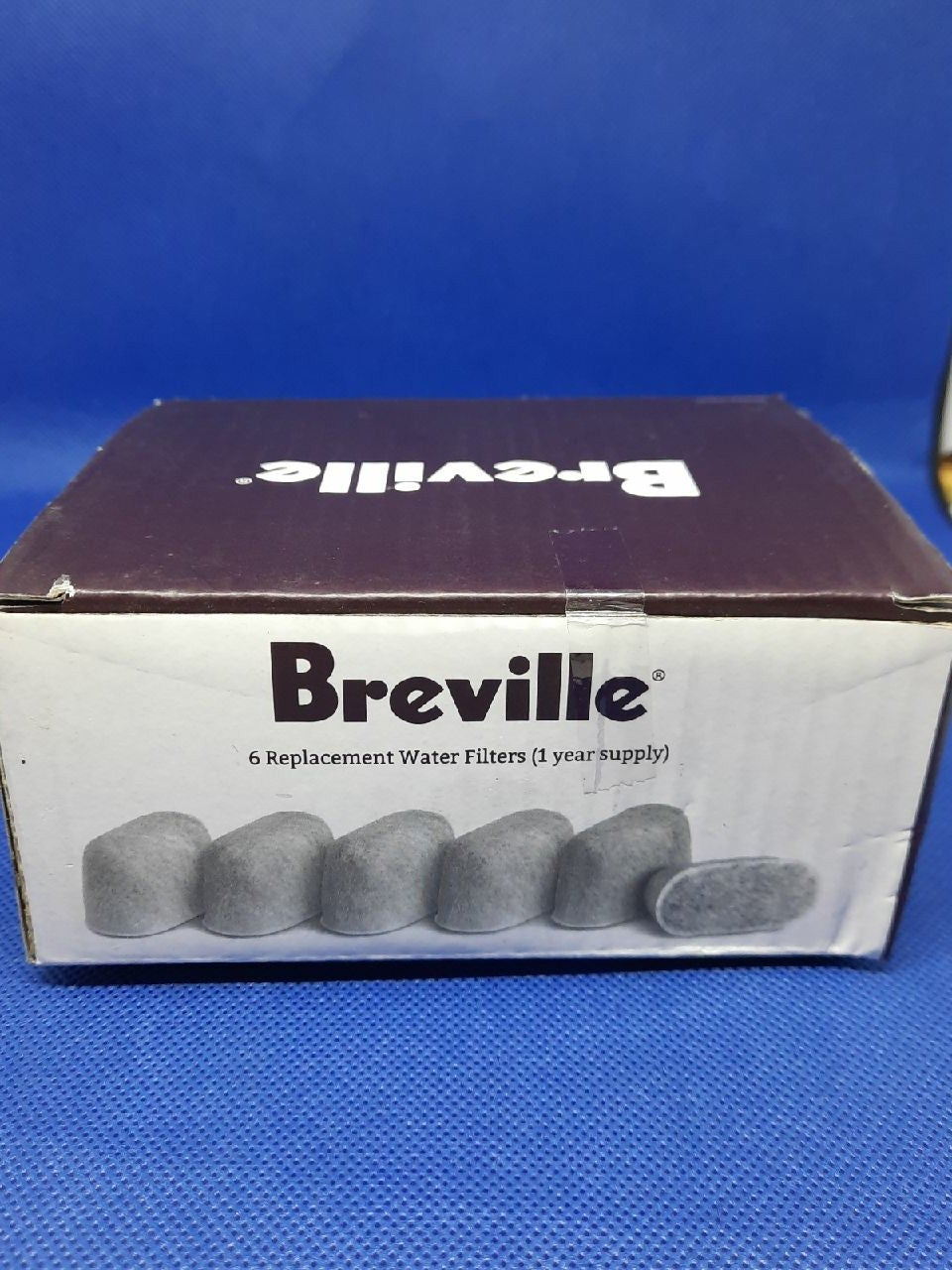 Breville Water Filters 6 Pack