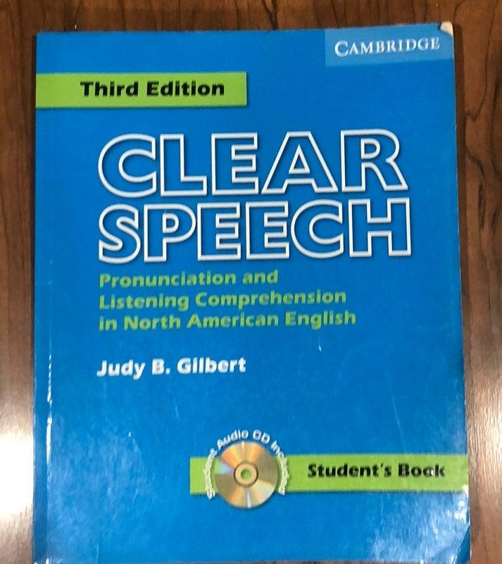 Clear Speech: Third Edition