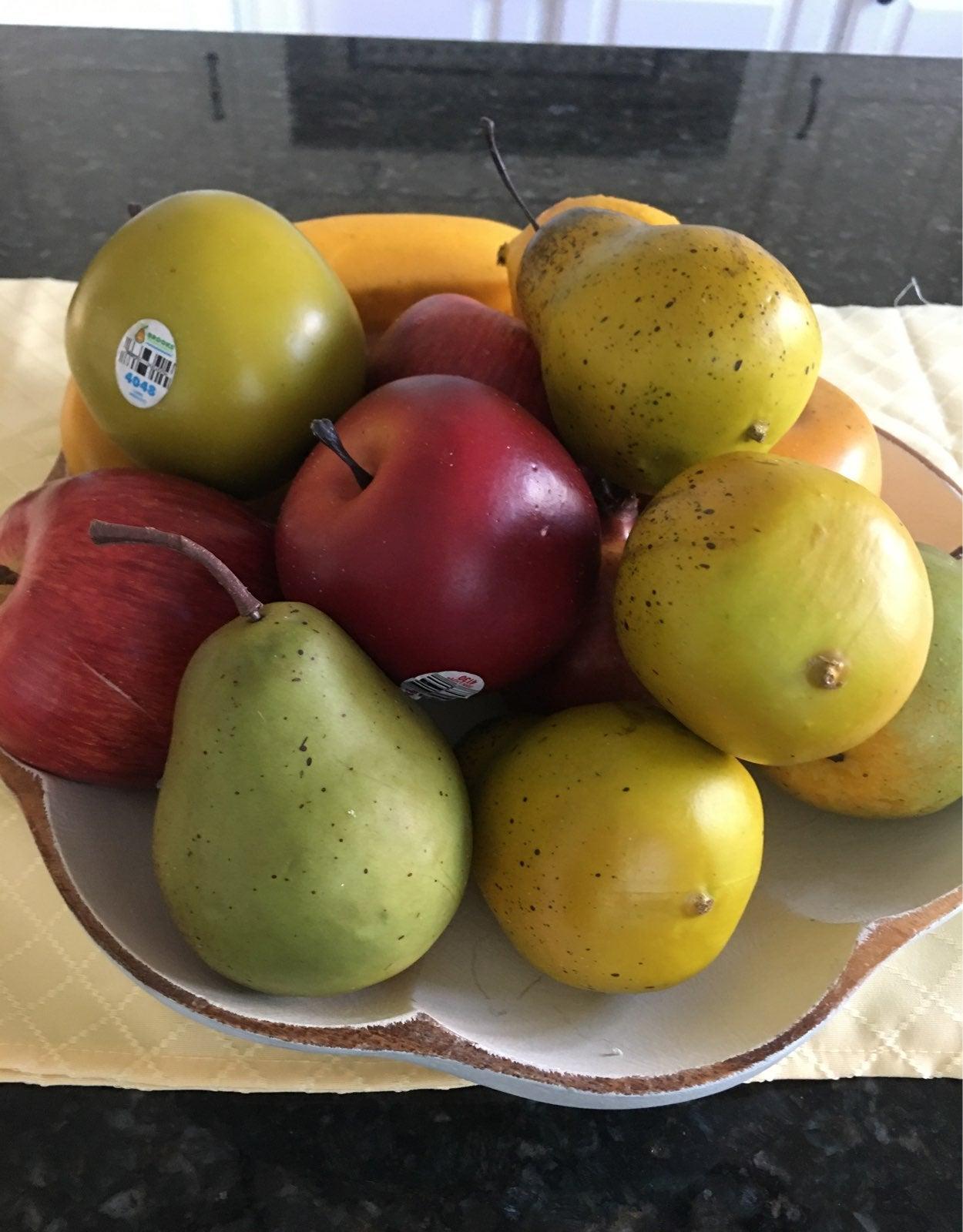 Fake Decorative  Plastic Fruit