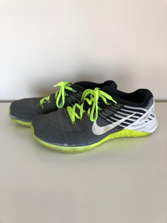 Nike Metcon Flyknit. 11.