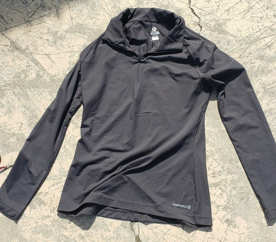 merrell womens hooded pullover size smal