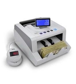 Royal cash counting machine