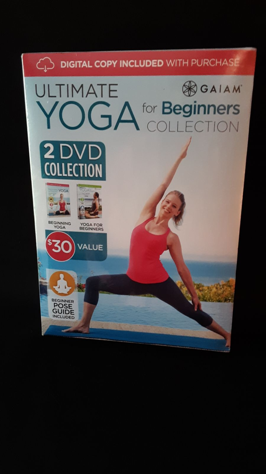 Ultimate Yoga for beginners.