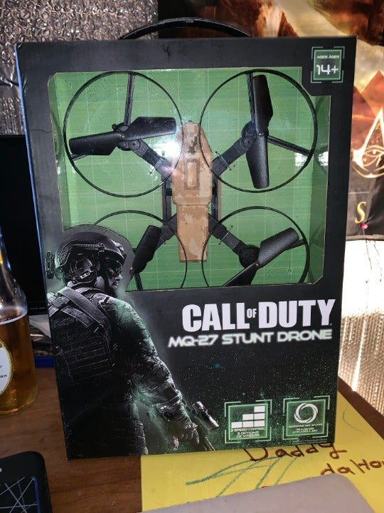 call of duty mq-27 stunt drone brand new