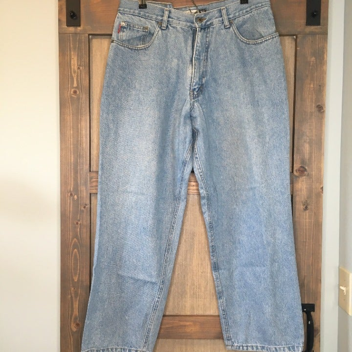 Vintage Bugle Boy 36x30 Jeans Relaxed