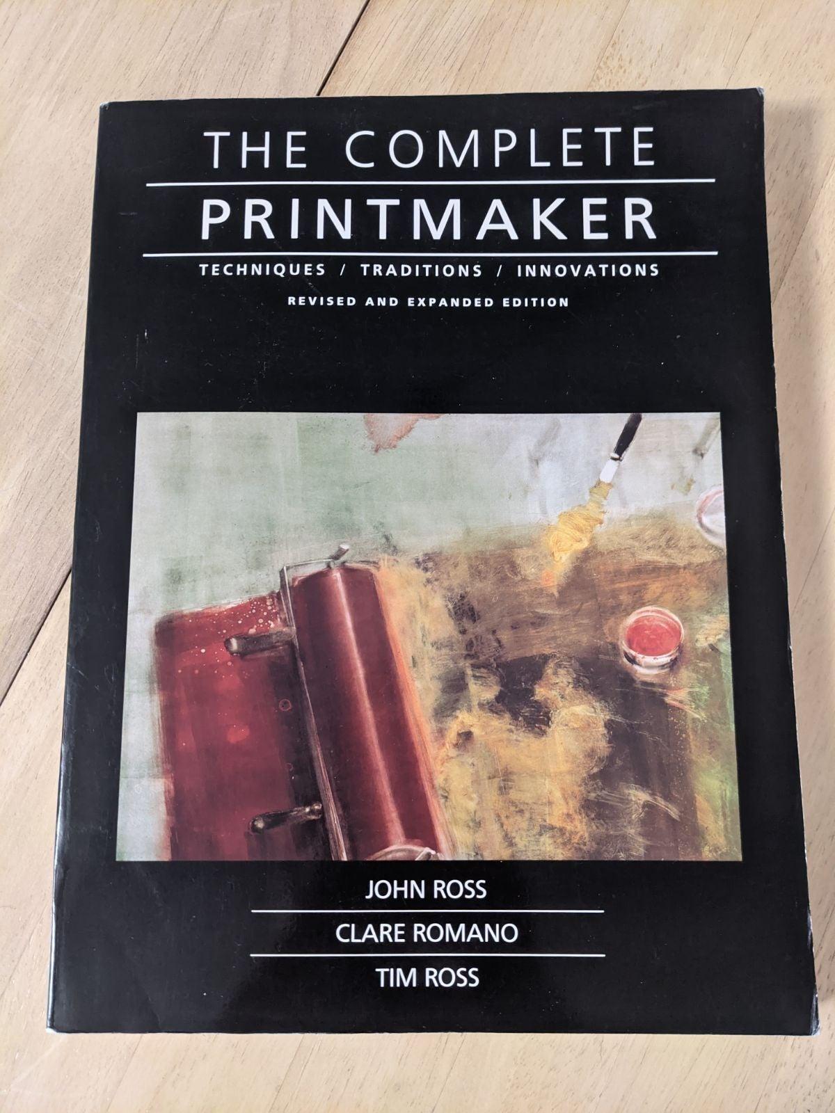 Complete Printmaker book