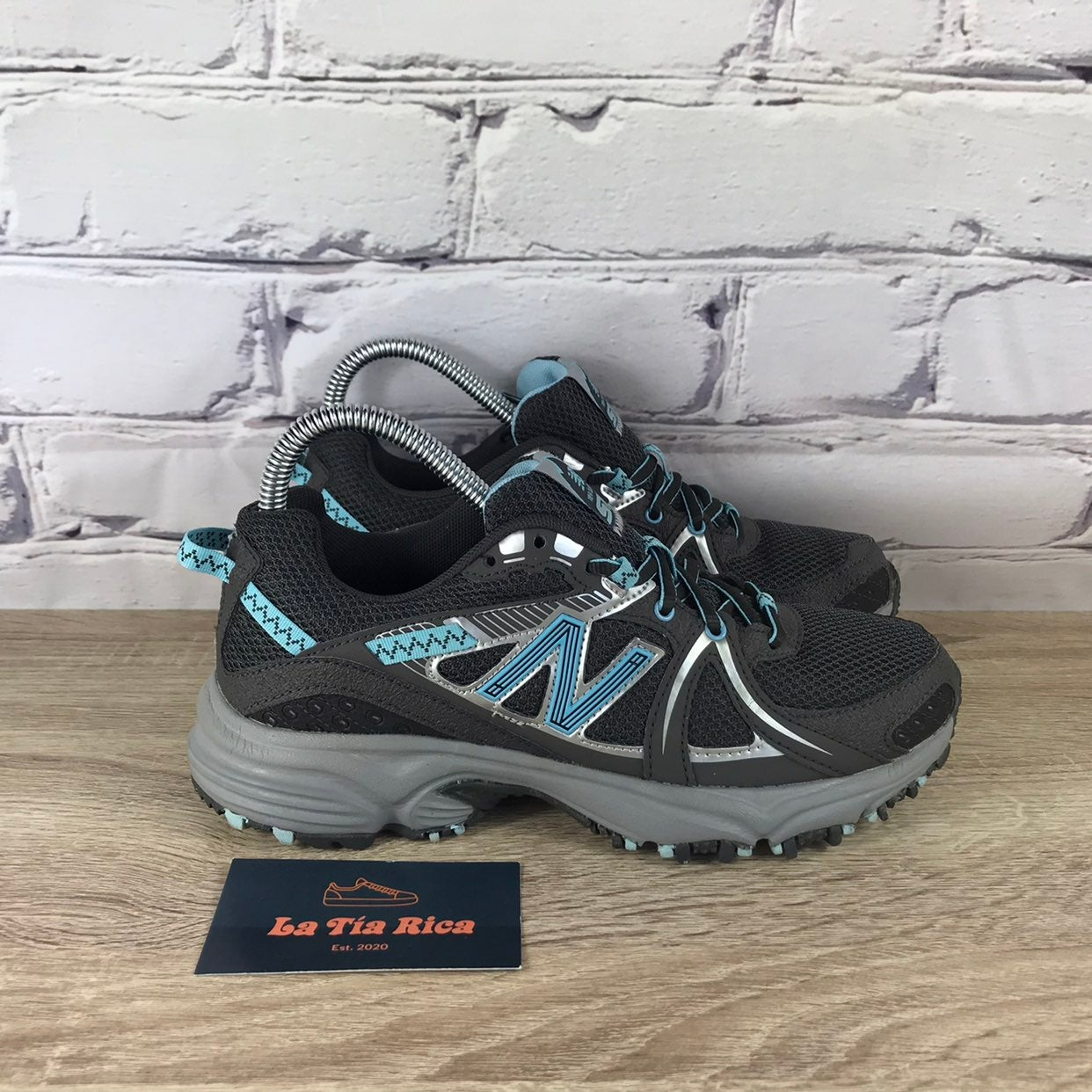 New Balance 510 Grey Trail Running Shoes