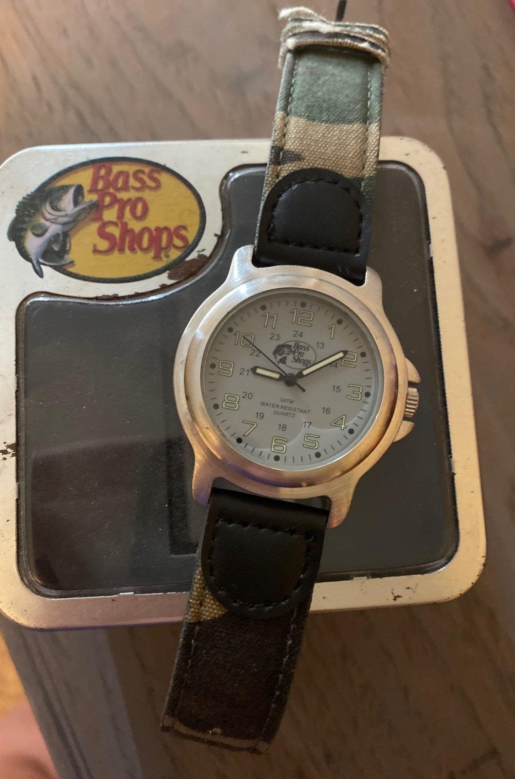 Bass Pro Wrist Watch
