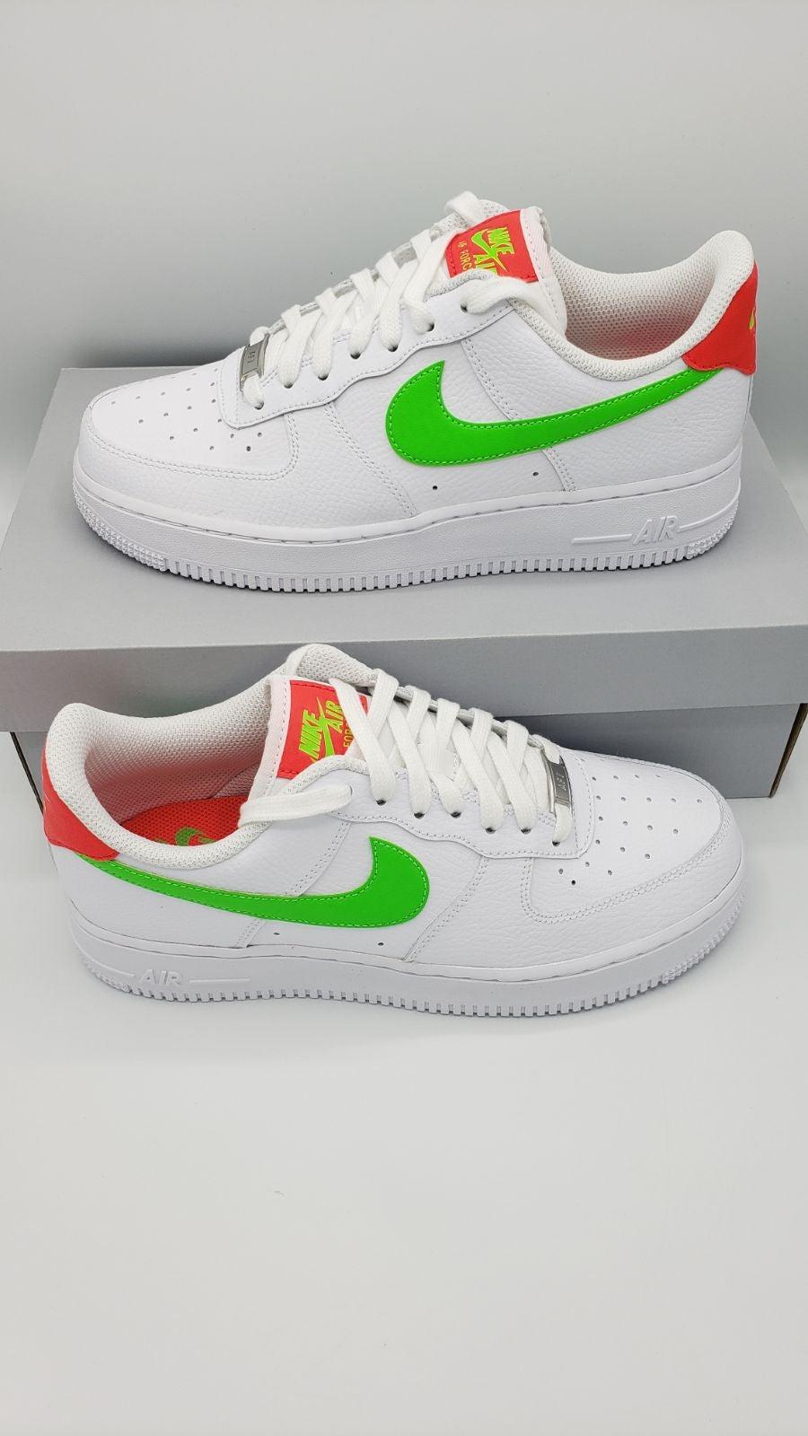 Nike Air Force 1 07 Watermelon