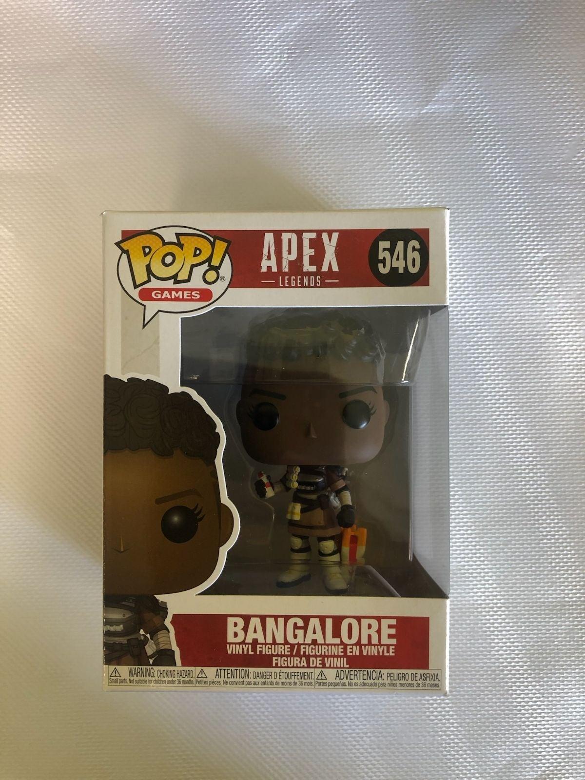 Funko Pop banglor apex 546